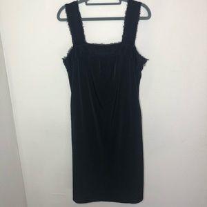 Ellen Tracy Little Black Dress Size 6